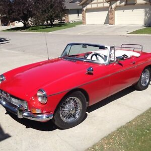 1968 MGB. Restored and ready to go. $25000 OBO.