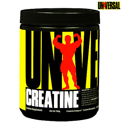 CREATINE MONOHYDRATE 200g Best Muscle Mass Growth Development Pro Bodybuilding