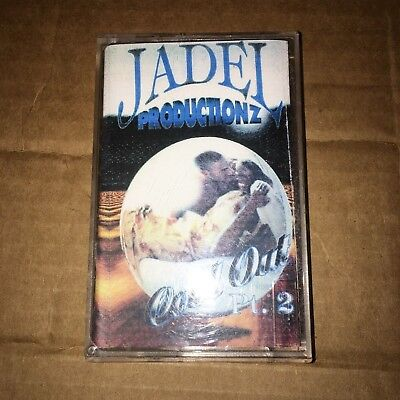 DJ Mistarello & Jadel Coolout #2 RARE 90s NYC Blends Hip Hop CASSETTE Mixtape