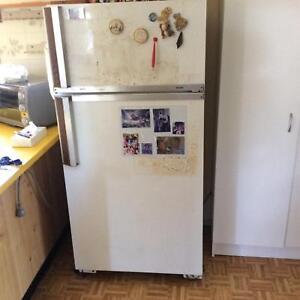 Large fridge still going strong