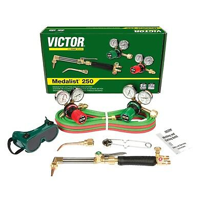 Victor Medalist Welding Cutting Outfit 0384-2541