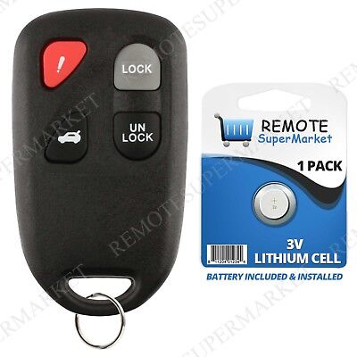 Replacement for 2003 2004 2005 Mazda 6 I S Remote Car Keyless Entry Key Fob