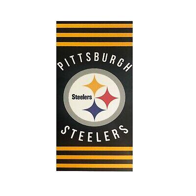 New Football Team Pittsburgh Steelers Beach Towel Bath 30'' x 60