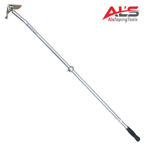 "Platinum Drywall Tools 2.5"" Drywall Corner Flusher / Glazer W/ Handle"
