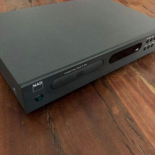 NAD C541 - CD, HDCD Player - Great condition, Beautiful sound - Free Shipping!
