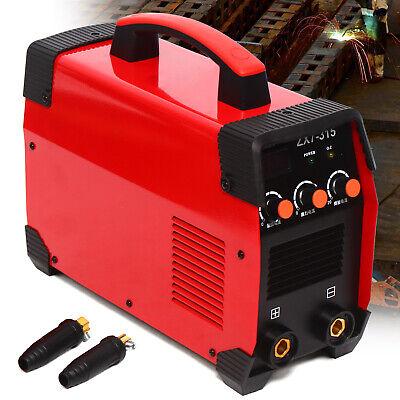315 Amp Mma Stick Welding Machine 20-250a Portable Inverter Welder Zx7-315 110v