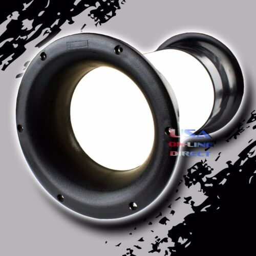 "High Quality Molded 4"" x 6"" Aero-port for 10""-18"" Sub-woofer Bass Enclosure US"