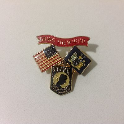 POW - MIA Bring Them Home / You Are Not Forgotten Pin