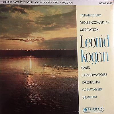 SAX 2323 Tchaikovsky Violin Concerto / Meditation / Leonid Kogan B/S