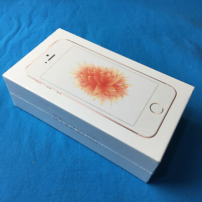 Brand New Apple iPhone SE (Sprint) 16GB -Rose Gold ✔CLEAN IMEI ✔Factory Sealed!!