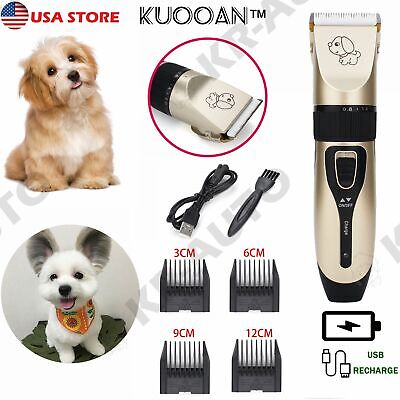 electric low noise animal pet dog cat