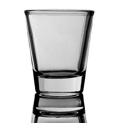 2oz Shot Glasses    set of 12