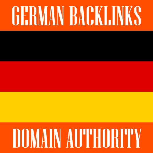 33x Domain Authority German Backlinks - Redirect Weiterleitungen - Seo - Top