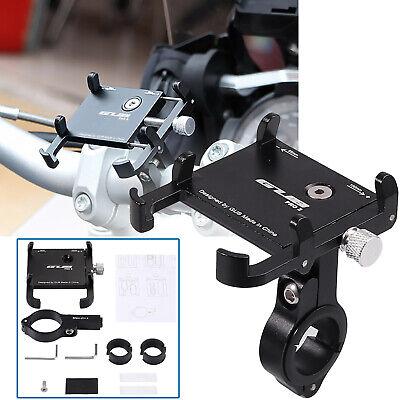 Estables para Todos los Tel/éfonos con 4 /ángulos de Soporte Universal en Manillar para Bicicletas Negro 360 /° de Rotaci/ón Silicona Digead Soporte para Tel/éfono de Bicicleta