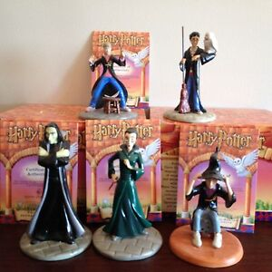 Harry Potter Royal Doulton Figurines Altona Hobsons Bay Area Preview