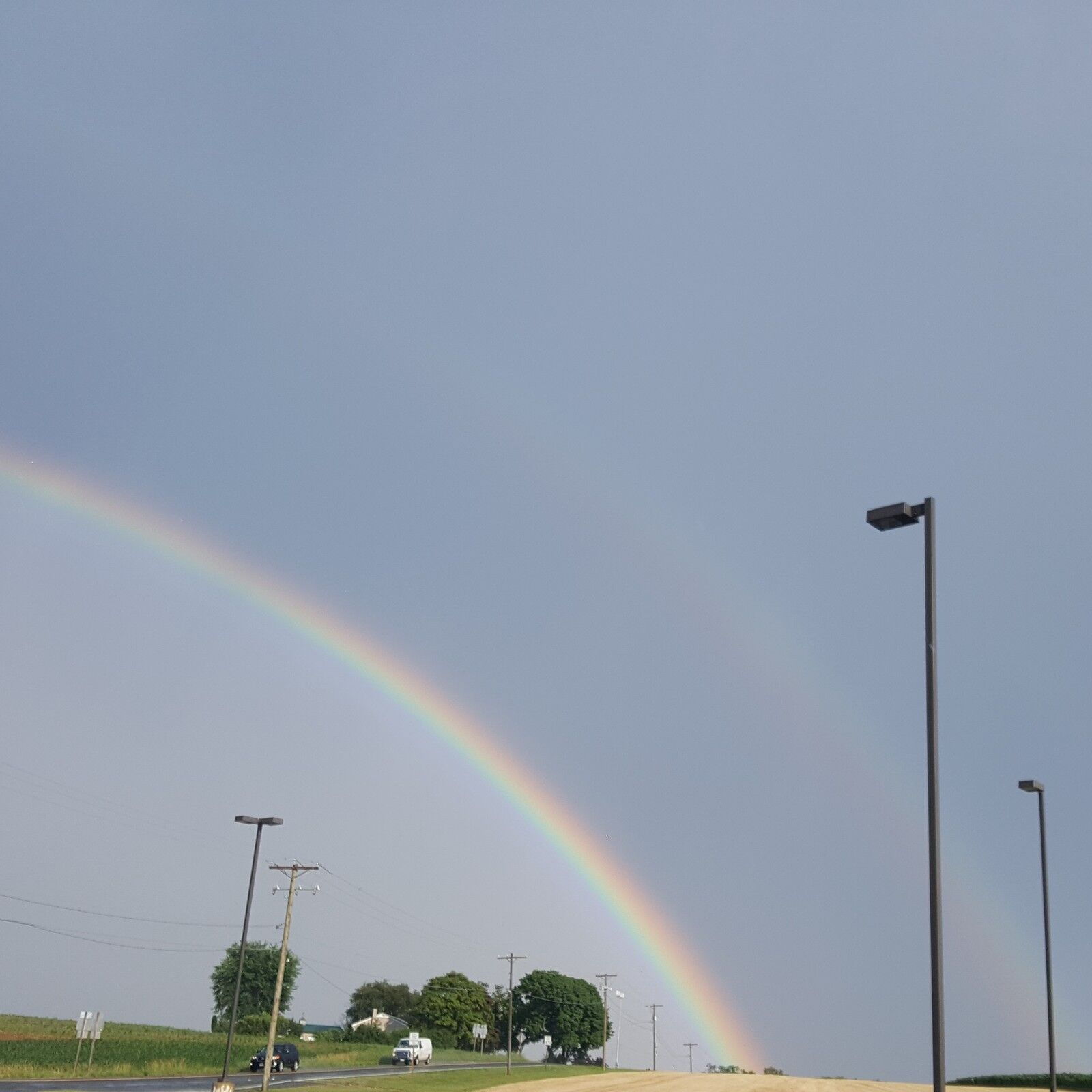 Garys Double Rainbow