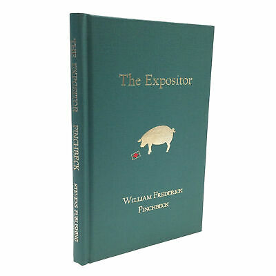 1996 Facsimile THE EXPOSITOR William Fredrick Pinchbeck Byron Walker 1805