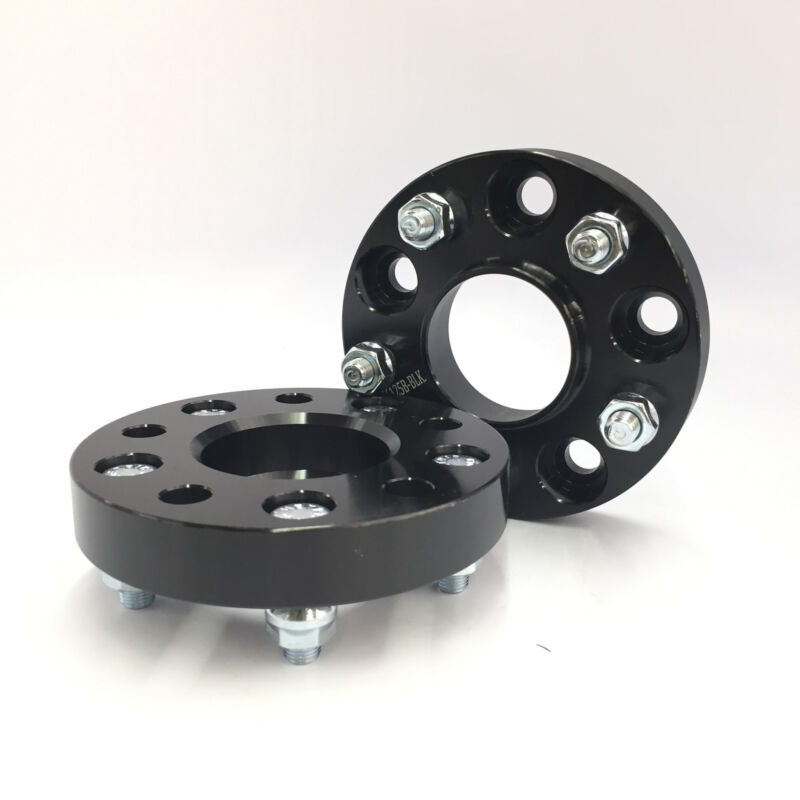 2pc 20mm Thick Wheel Spacers5x114.3 Hubcentric 60.1 Hub12x1.5 Stud