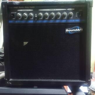 Soundart FX-5 50W Compact Multipurpose Combo Amplifier