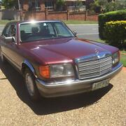 TMercedes 300se 1986 6 cyl Boronia Knox Area Preview