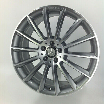 ORIGINAL Mercedes AMG Felgen Satz E Klasse W213 A2134013900 2300 20 Zoll (0093)