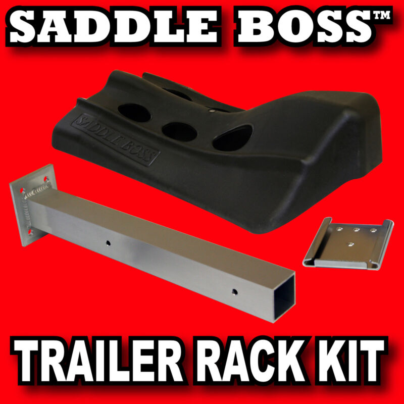 Saddle Rack Kit by Saddle Boss, for Tack Room or Horse Barn