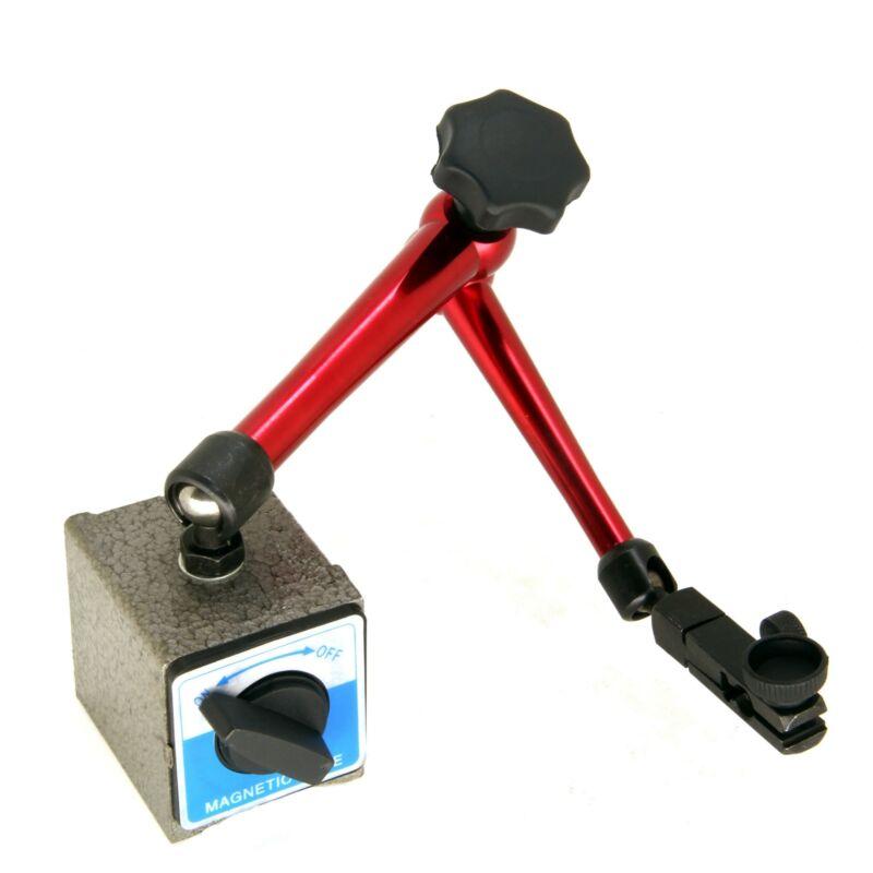 HFS(R) Magnetic Base Adjustable Metal Test Indicator Holder Digital Level 14''