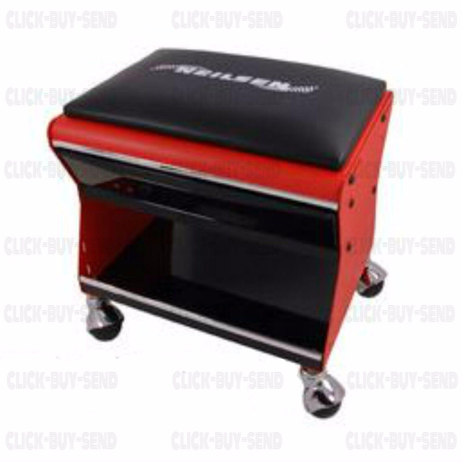 Creeper garage workshop mechanics mechanic trolley seat for Garage seat belgique