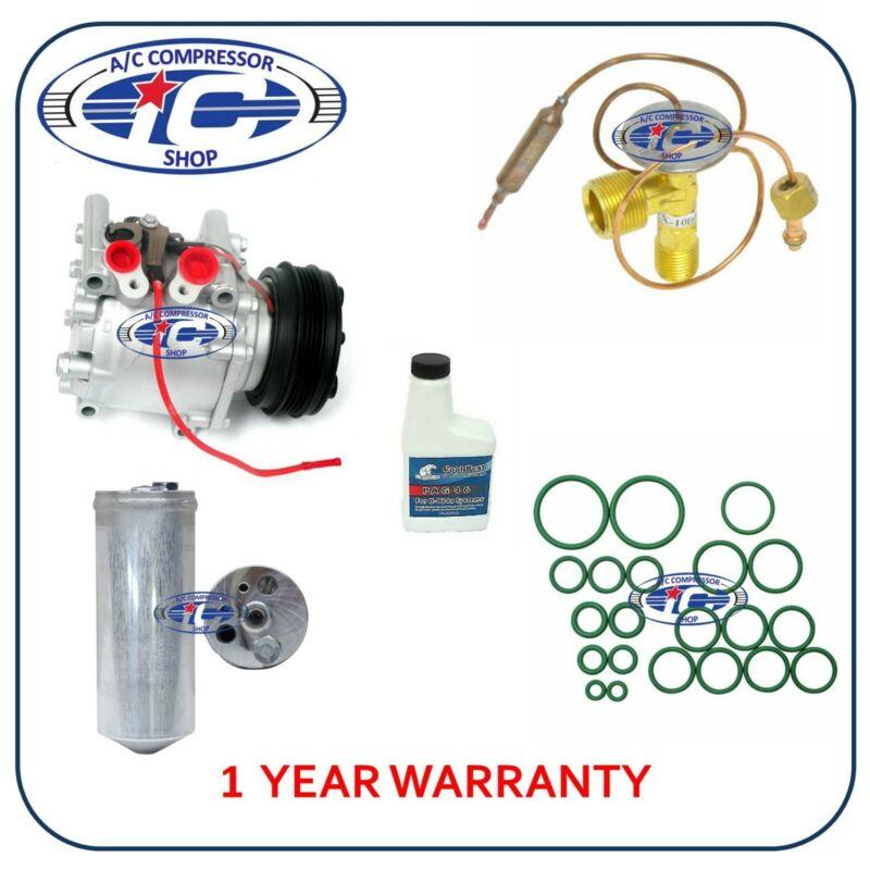 A//C Compressor Fits Ford Focus 2003-2004 2.0L L4  58138