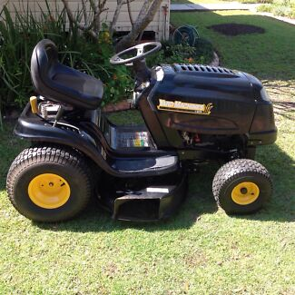 Ride on mower with trailer Grafton Clarence Valley Preview