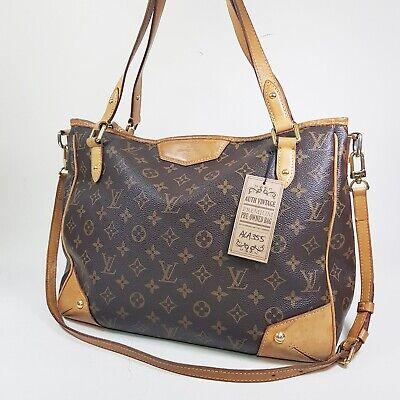 Auth Louis Vuitton Estrela MM Monogram M41232 Guaranteed Genuine Shoulder ALA355