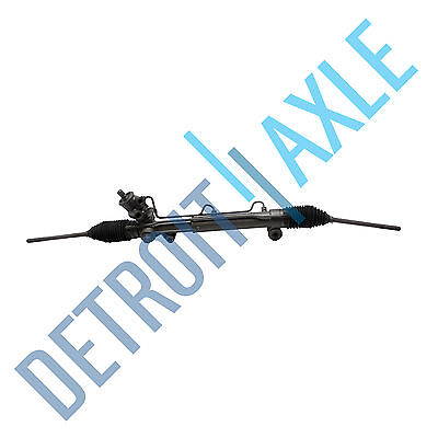 Complete Power Steering Rack and Pinion Assembly - Made in USA