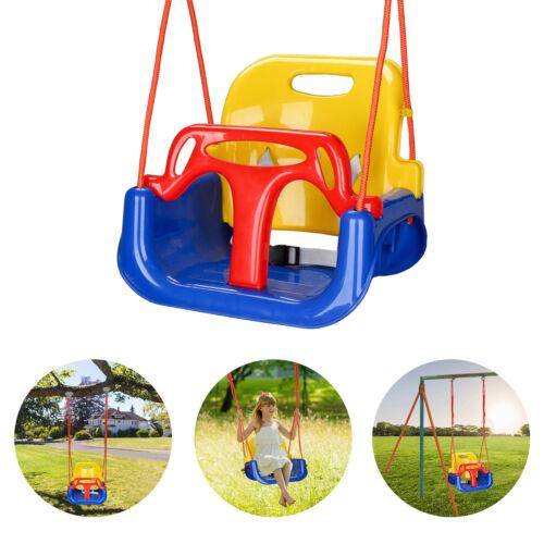 Babyschaukel Kleinkindschaukel Baby Swing Sitz 3 in 1 Kinderschaukel 60 kg