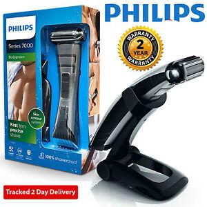 Philips TT2040 BodyGroom Ultimate 3D PRO Trimmer Shaver Cordless Rechargeable