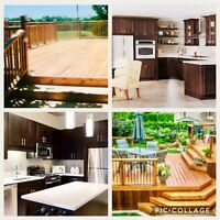 Urban Cottage Carpentry: Kitchens, Bathrooms, Decks & More!