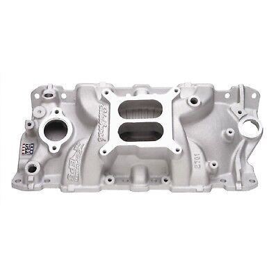 Edelbrock Performer Manifolds (Edelbrock 2701 Performer EPS Intake Manifold for Small Block Chevy V8)