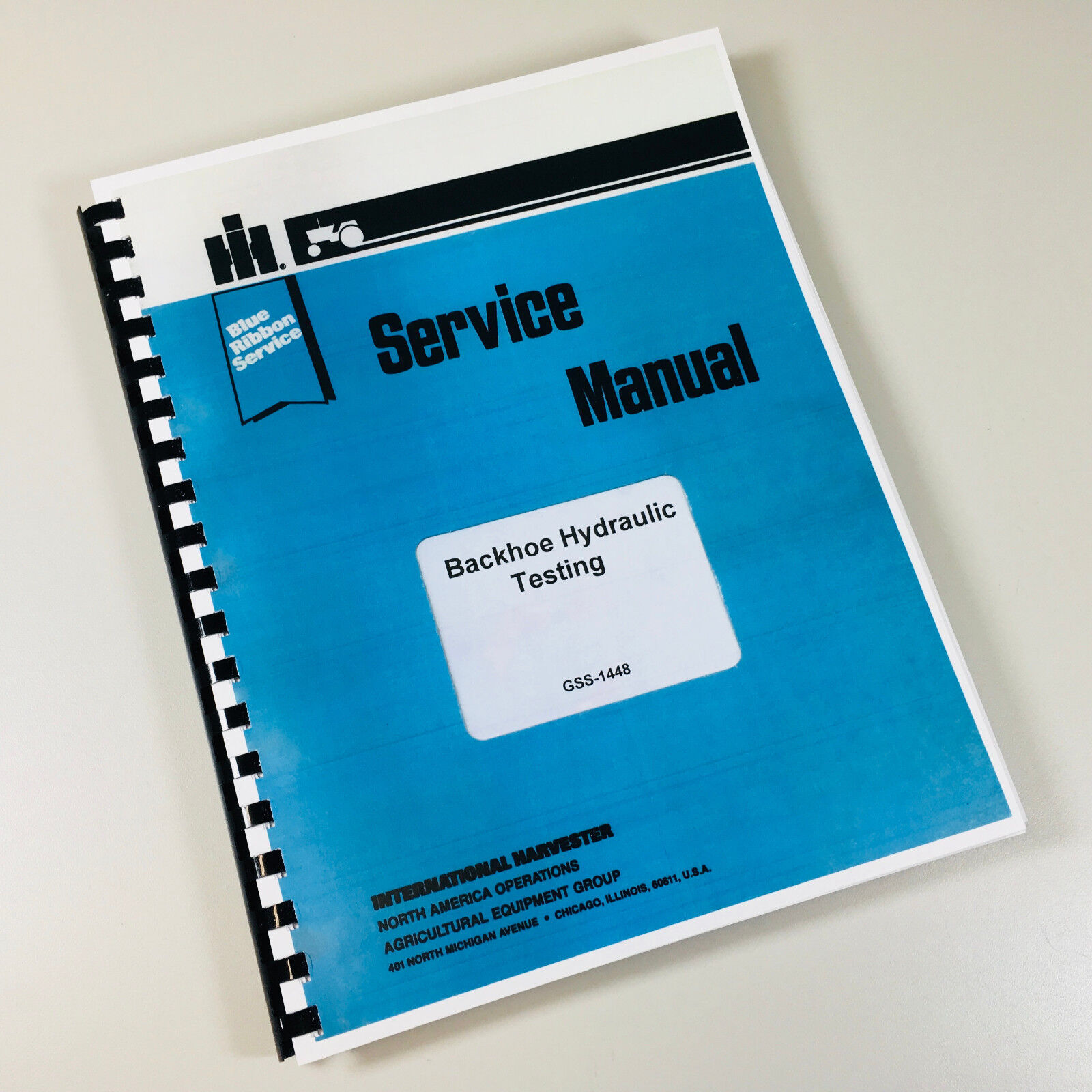 New Print, Complete, Factory OEM service manual has 208 pages