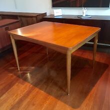 FABULOUS  (PARKER EAMES ERA) TEAK EXT TABLE by CHISWELL Rochedale Brisbane South East Preview