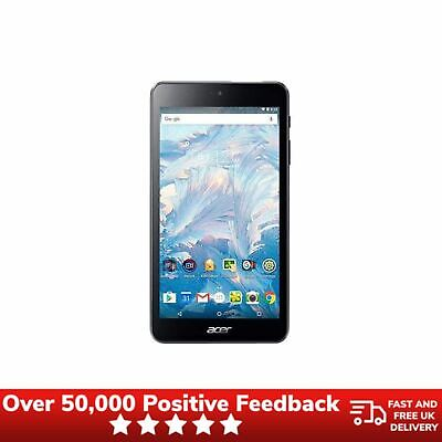 """Acer Iconia One B1-790 Tablet 7"""" Android Wi-Fi 16GB Pristine 2MP Camera - Black"""