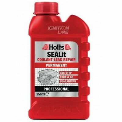 Holts Sealit Professional Permanent Car Radiator & Coolant Leak Repair 250ml