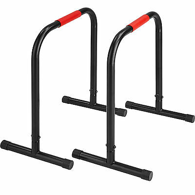Power station dip bars fitness push up home trainer rack core trainer stretching