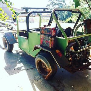 1958-60 VW Buggy - Good Project - Paddock Basher/Dune Volkswagen Buggy Truro Mid Murray Preview