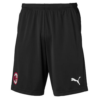 PUMA AC Milan Men's Training Shorts Men Knitted Shorts Football