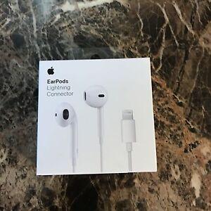 Apple EarPods - UNOPENED!