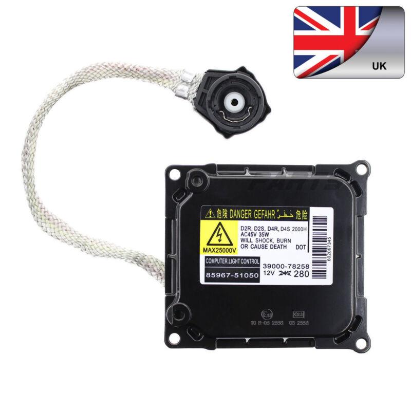 For Toyota Lexus Xenon HID Headlight Control Unit Ballast D4S D4R 85967-52020
