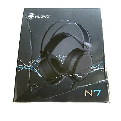 NUBWO Gaming Headset PS4 N7 Stereo Xbox One Headset Wired PC Gaming Headphones