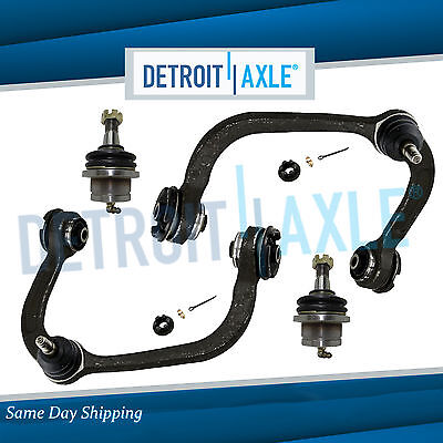All 4 Upper Front Control Arms  Ball Joints  Both Lower Ball Joint for F150