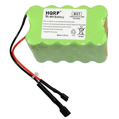 HQRP Battery for Shark SV760 SV780_N SV780_N_14 SV780N Cordl