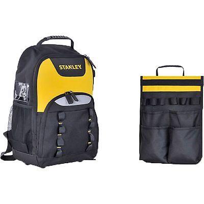 Stanley Werkzeugrucksack Stanley, Rucksack, schwarz gebraucht kaufen  Linden