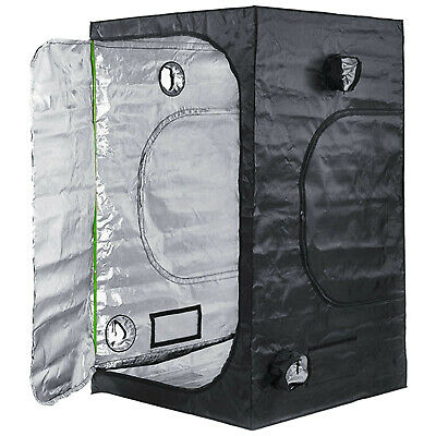 Indoor Portable Grow Tent 90x60x90 Bud Box Silver Mylar Hydroponic Indoor